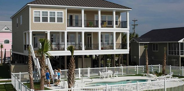 Check out the countless rental properties in Myrtle Beach!