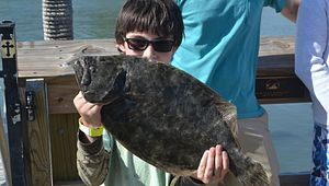 Grand Strand Saltwater Anglers Association Flounder Tournament