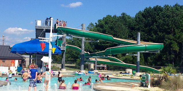 Check out Palmetto Falls Water Park if you're looking for things to do in SC.