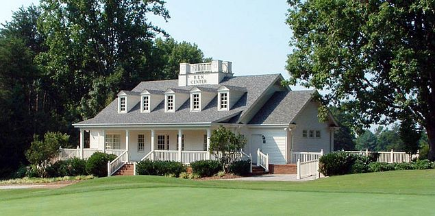 Furman University Golf Club in Travelers Rest, South Carolina