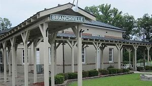 Branchville Railroad Shrine and Museum