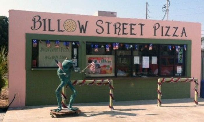 Billow Street Pizza