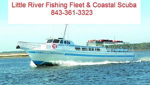 Little River Fishing Fleet & Coastal Scuba