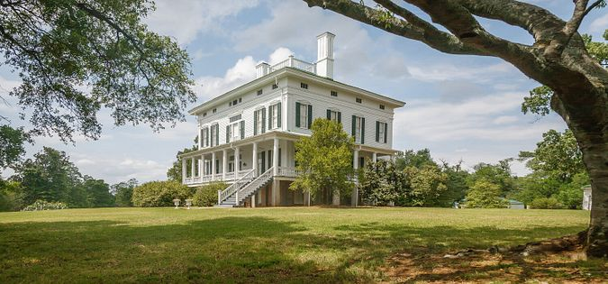 Redcliffe Plantation State Historic Site