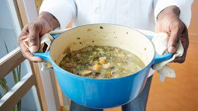gullah food cuisine