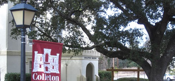 The Colleton Museum in Walterboro, South Carolina