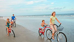 For Families, Fun Times Come Naturally on Hilton Head Island