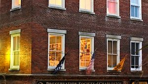 Preservation Society Of Charleston Book And Gift Shop