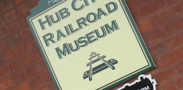 Hub City Museum in Spartanburg, South Carolina
