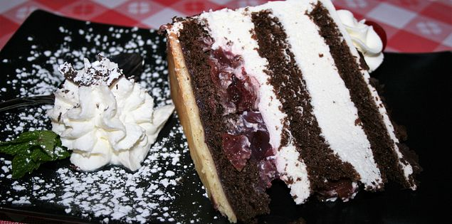 german food cake dessert