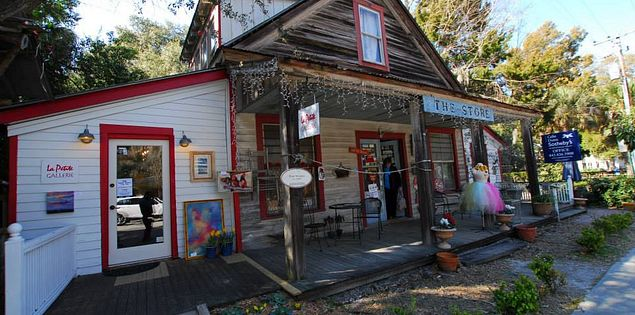 Head to Old Town Bluffton for some of the best antique shopping in South Carolina!
