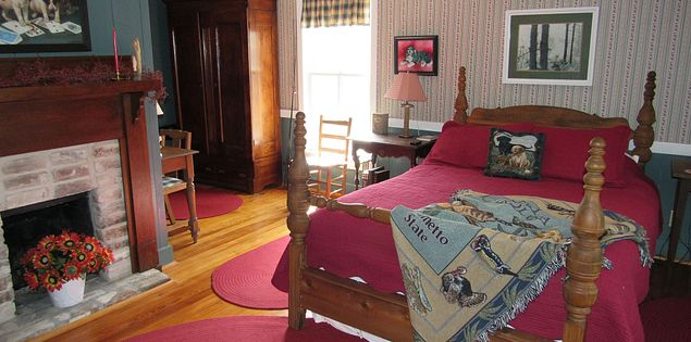 edgefield bed and breakfast