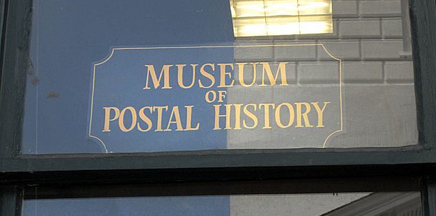 History of Charleston's postal service in South Carolina