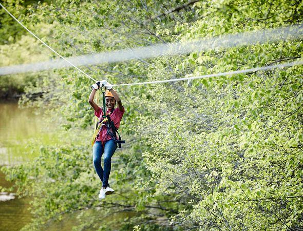 Outdoor Adventure - Zipline