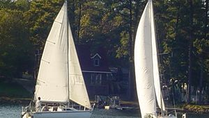 Lanier Sailing Academy - Lake Murray