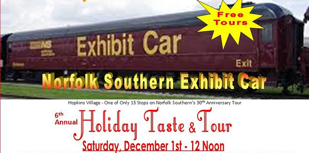 6th Annual Holiday Taste & Tour - Lower Richland Heritage Corridor