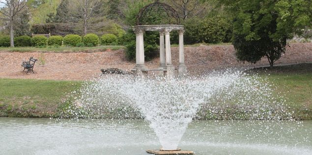 History, heritage and natural beauty await at Hopelands Gardens in Aiken, SC.