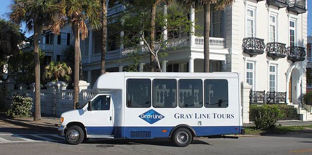 Gray Line Tours Of Charleston