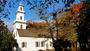 Old St. David's Episcopal Church