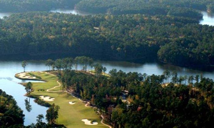 Savannah Lakes Village  |  Monticello Golf Course