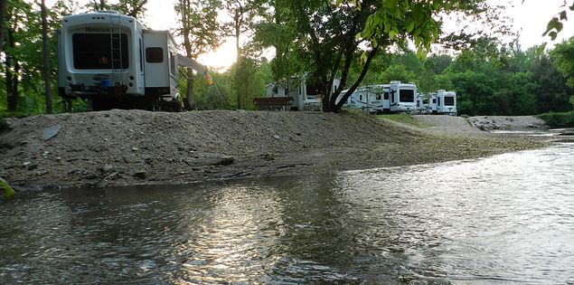 Estatoee River RV Park