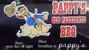 Pappy's Old Fashioned BBQ