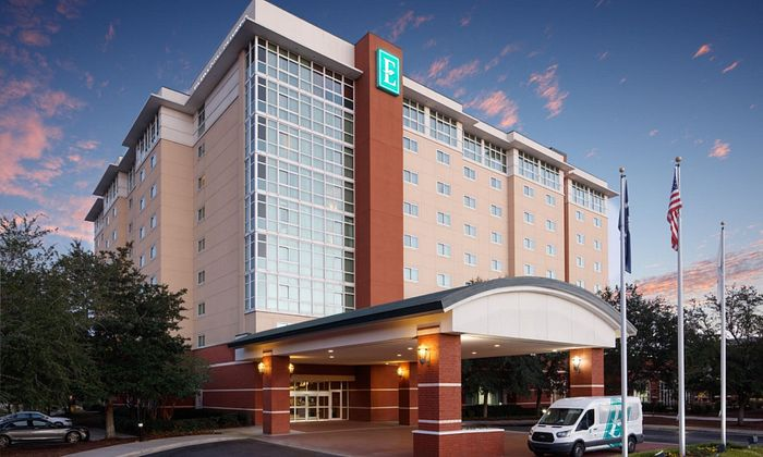 Embassy Suites Charleston Area Convention Center