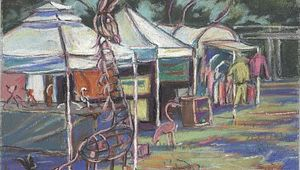 Art in the Park,  Market Common