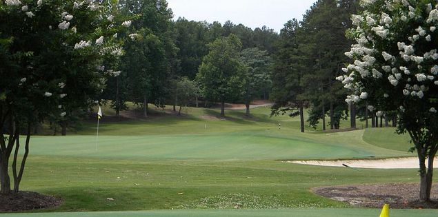 Get off the beaten path for a round of golf in Gramling, South Carolina!
