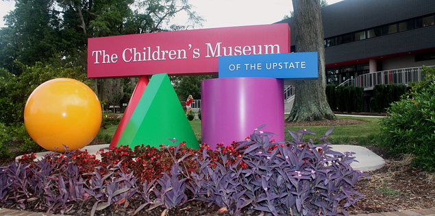 The Children's Museum of the Upstate in Greenville, South Carolina
