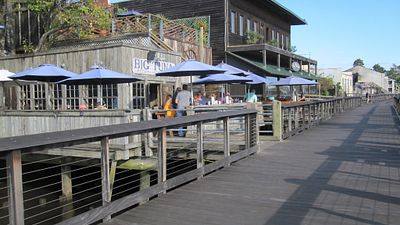 Waterfront Dining in Georgetown