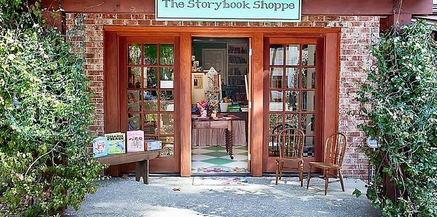 bookstore storybook shoppe