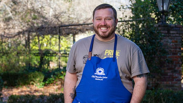 Chef Ambassador Brandon Carter