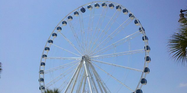 Skywheel at South Carolina's Myrtle Beach