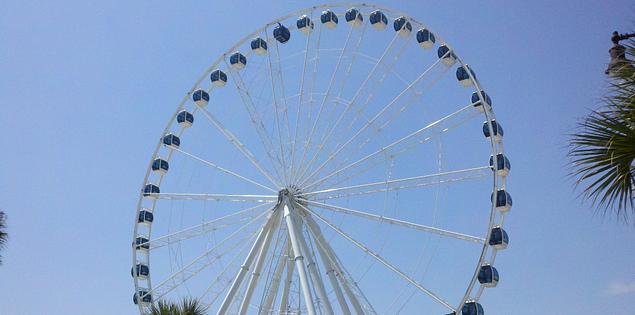 Skywheel at South Carolina's Myrtle Beach