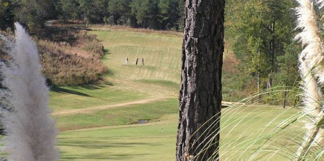 Enjoy scenic views and outstanding golf courses in South Carolina's Upstate region.