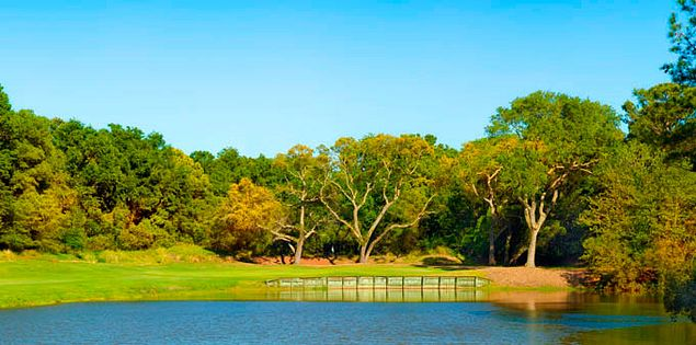 Palmetto Hall Plantation - The Arthur Hills Course