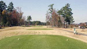 Traces Golf Club - The Woodlands Course