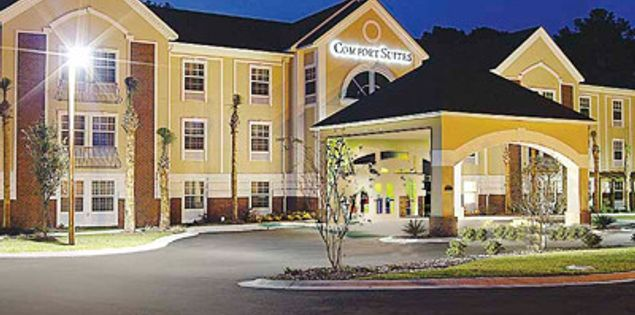 Comfort Suites Hilton Head Island Area
