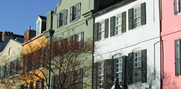 Charleston Strolls Walking Tour