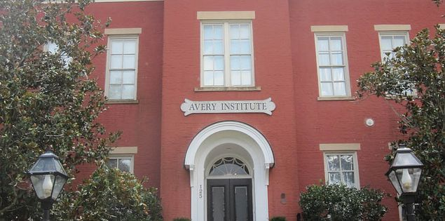 The Avery Normal Institute in Charleston, South Carolina