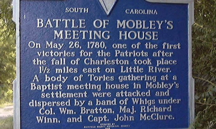 Battle of Mobley's Meetinghouse