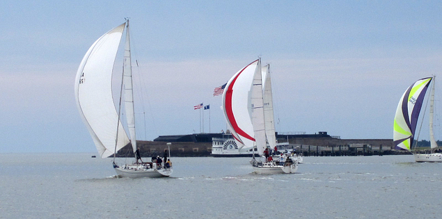 Charleston sailing regatta