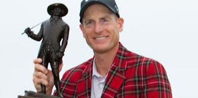 Jim Furyk 2 time Heritage winner