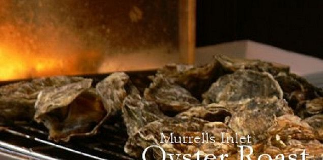11th Annual Murrells Inlet Annual Oyster Roast