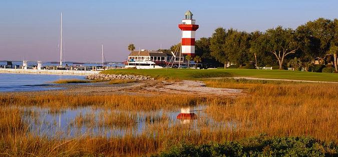 Hilton Head Island's Harbour Town