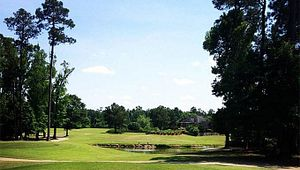 Traces Golf Club - The Meadows Course