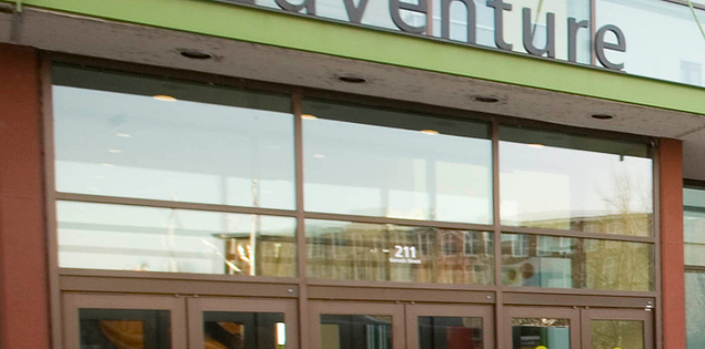 South Carolina's EdVenture Children's Museum in Columbia