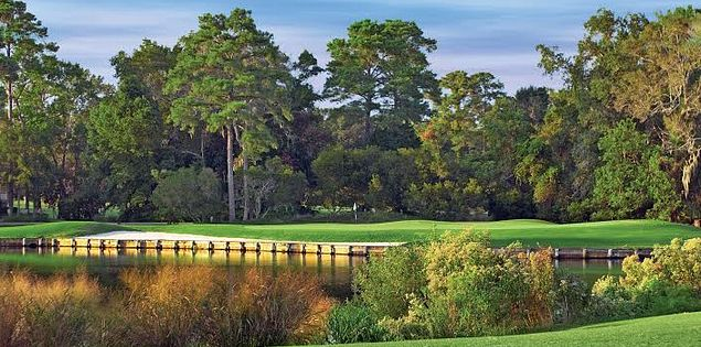 Arthur Hills course at Palmetto Dunes.