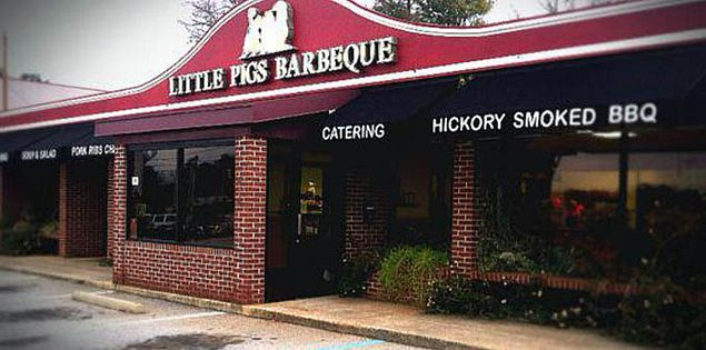 Little Pigs BBQ Restaurant of Greenwood